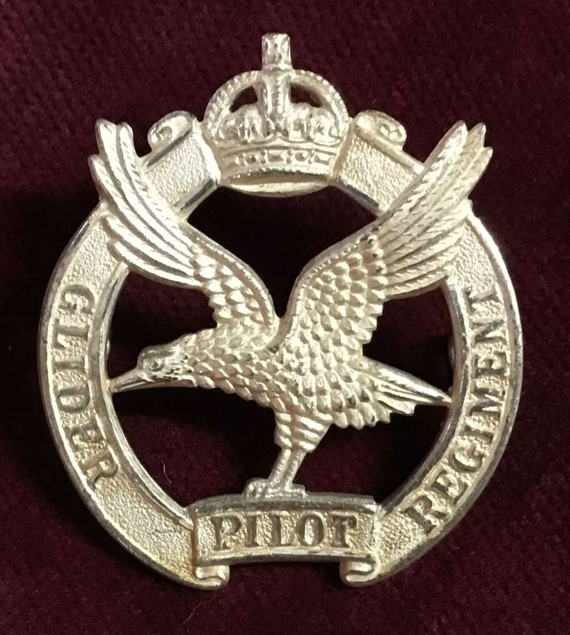 Glider Pilot Regiment Officers Cap Badge