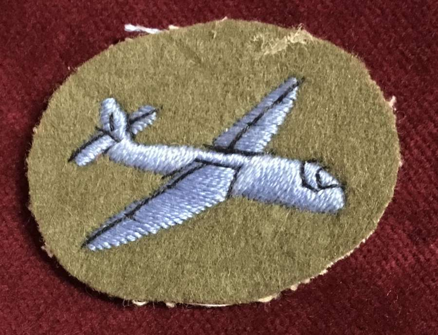 Glider Troops Arm Badge