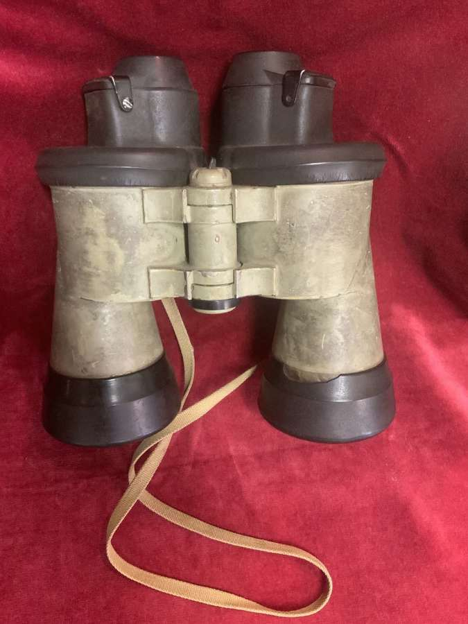 U-Boat Binoculars Carl Zeiss 7 x 50