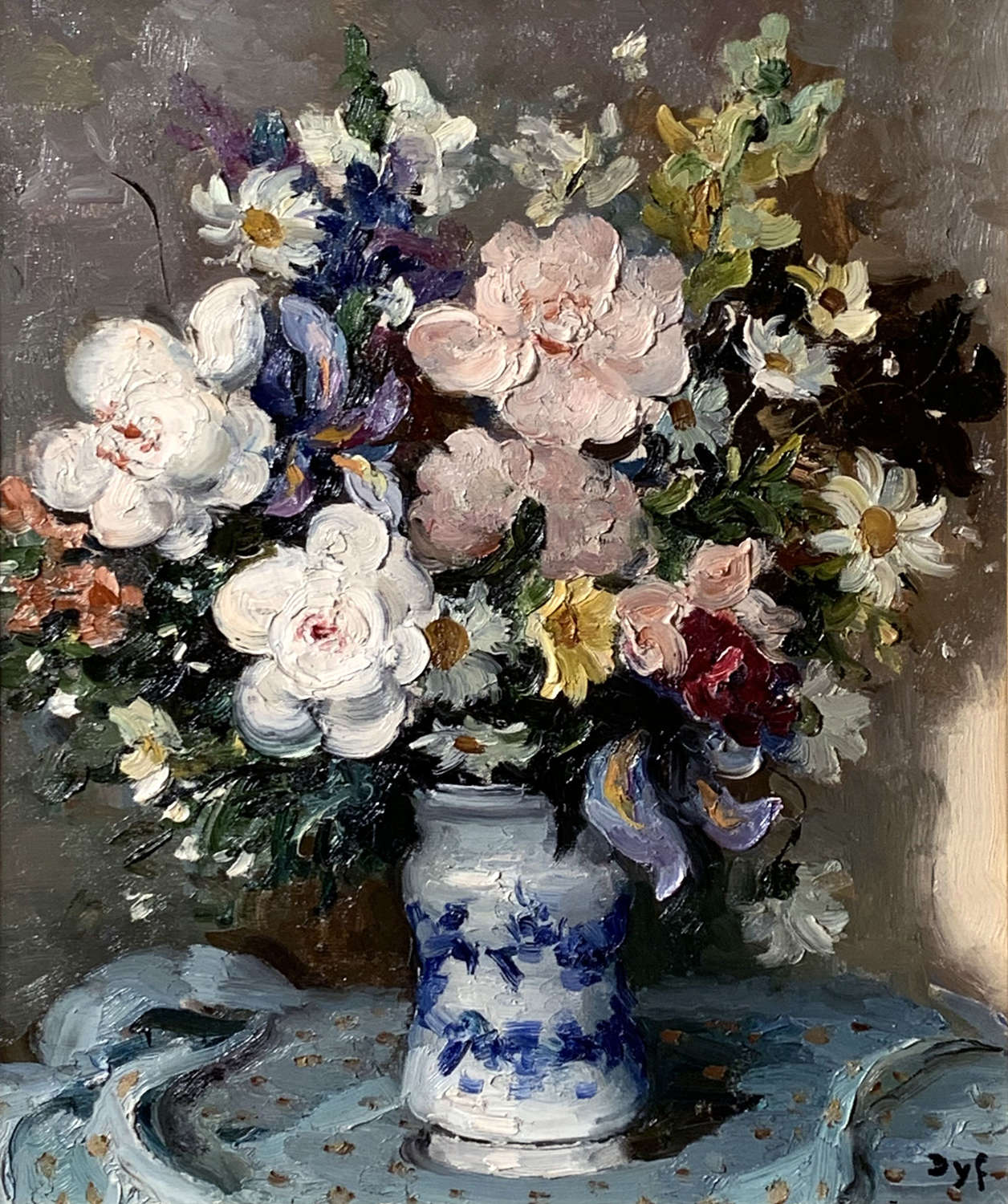 Marcel Dyf (1899 – 1985) Oil on Canvas