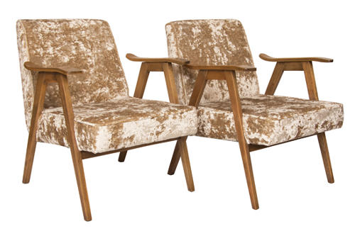 Vintage Model 366 Chairs by Chierowski
