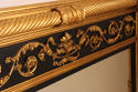 Regency English Overmantle Mirror with Original Mercury Glass - picture 2
