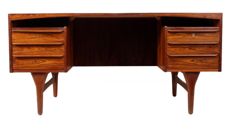 Mid Century Desk by Vlad Mortensen c.1955