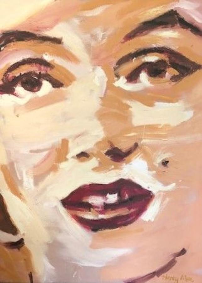 Henry Mee - Marilyn Monroe