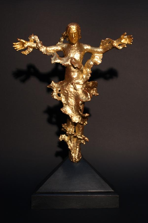 Gold manifestation of the Berwick Cross