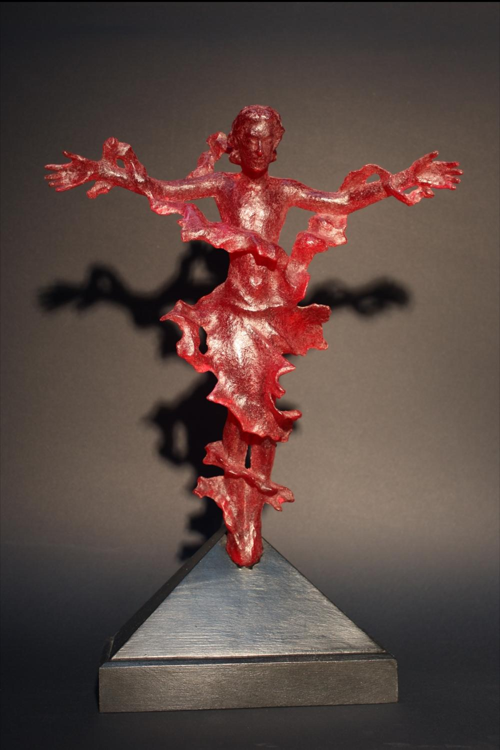 A Red Emissary for the Berwick Cross
