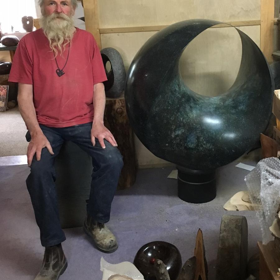 Large 4D Sphere