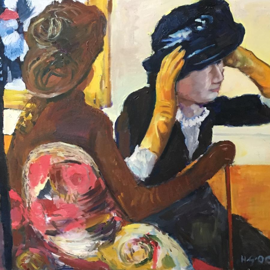 After Renoir by Nicolas Gage