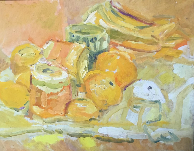 Oranges and Lemons by Nicolas Gage
