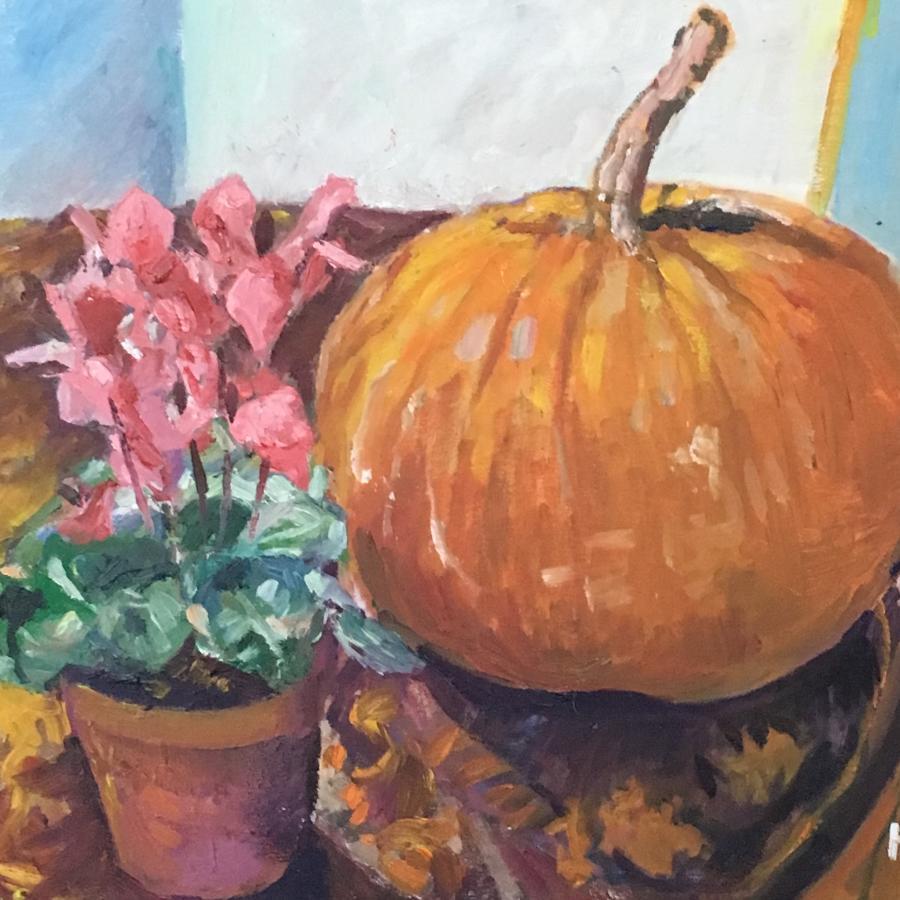 Pumpkin by Nicolas Gage