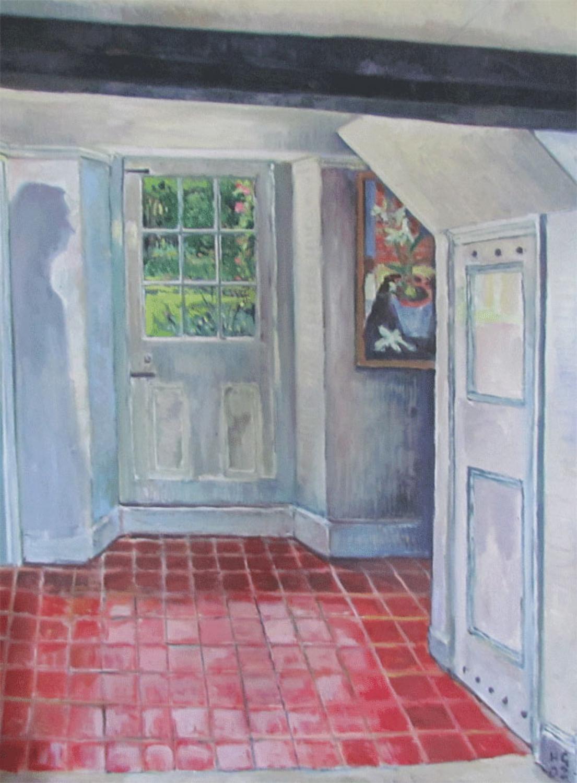 The Back Door by Nicolas Gage