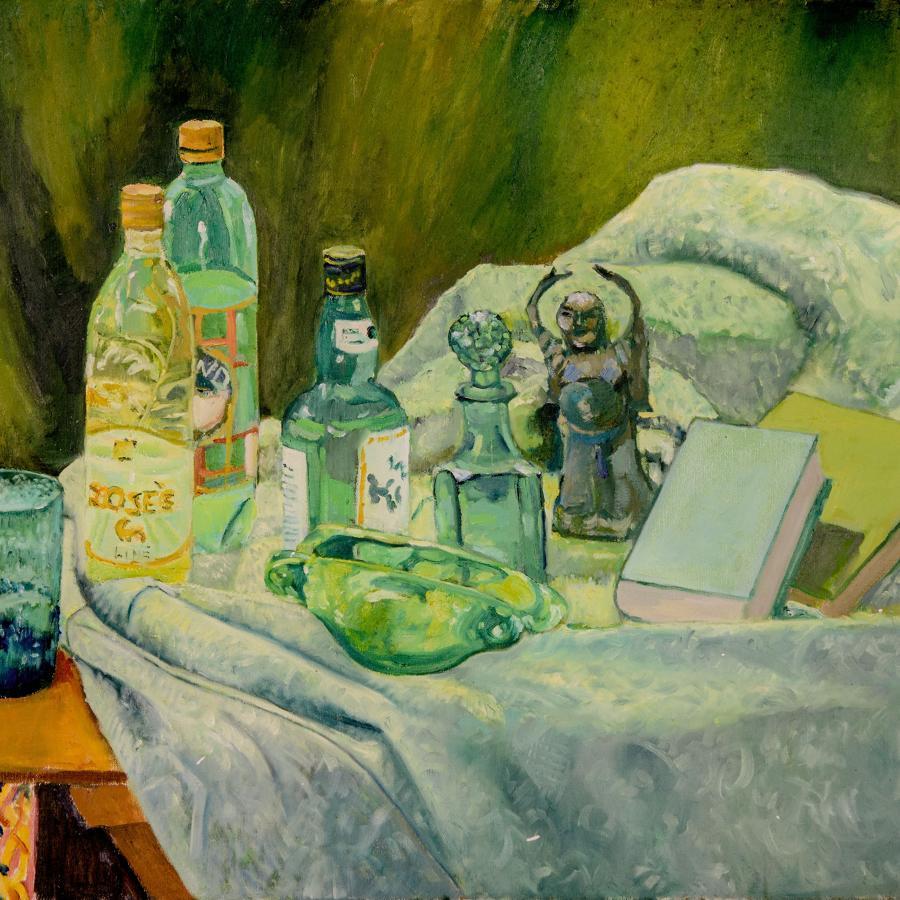 Roses Lime juice by Nicolas Gage
