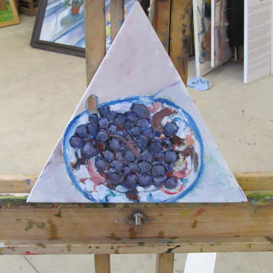 Grapes by Nicolas Gage