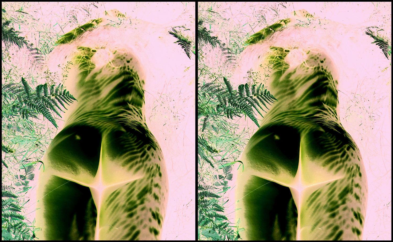 David Hensel.  Nude Study 2.