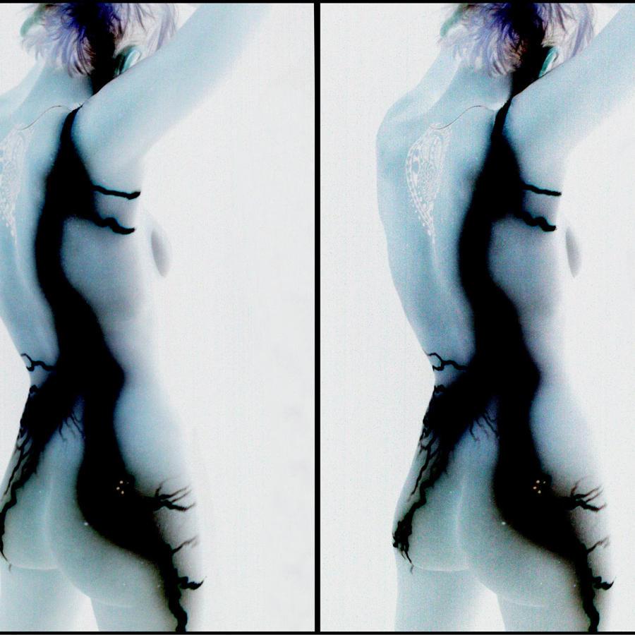 David Hensel.  Nude Study 4.