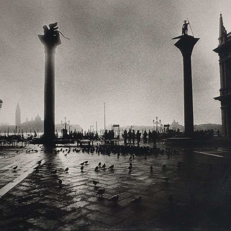 Simon Marsden.San Marco Venice