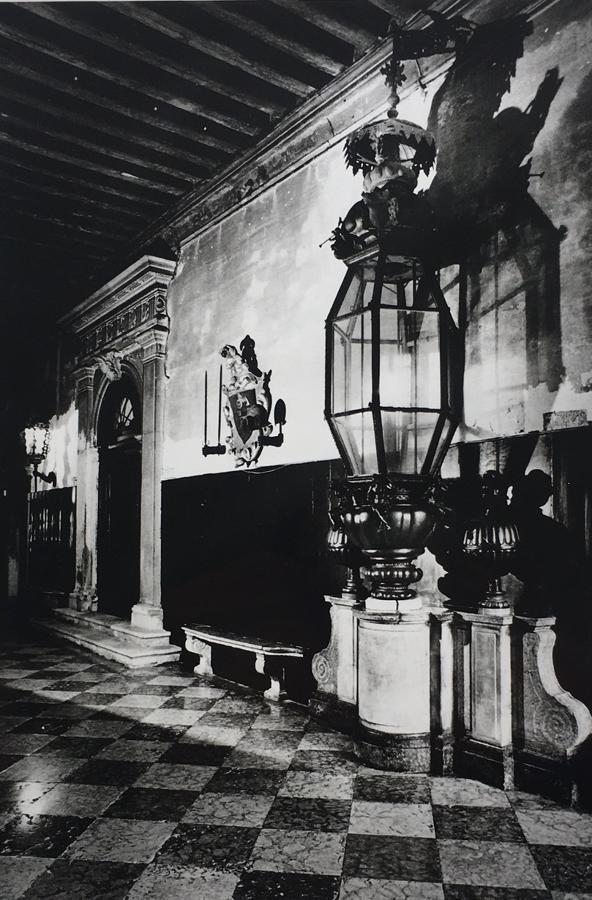 Simon Marsden. Doge's Palace.