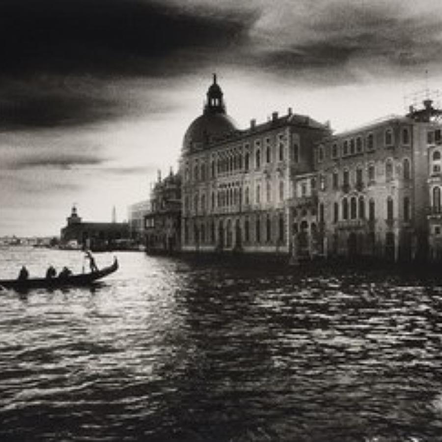Simon Marsden. The Grand Canal.