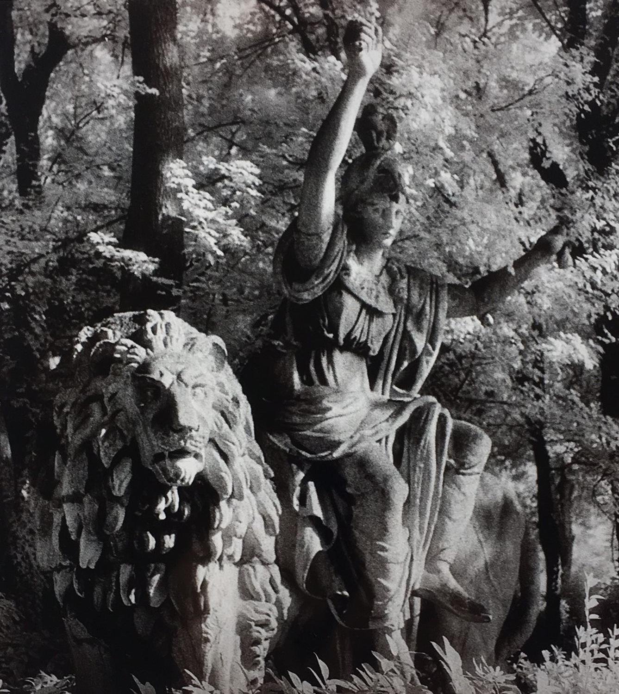 Simon Marsden. Statue, Venice.