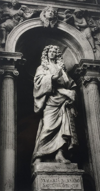 Simon Marsden. Facade, Venice