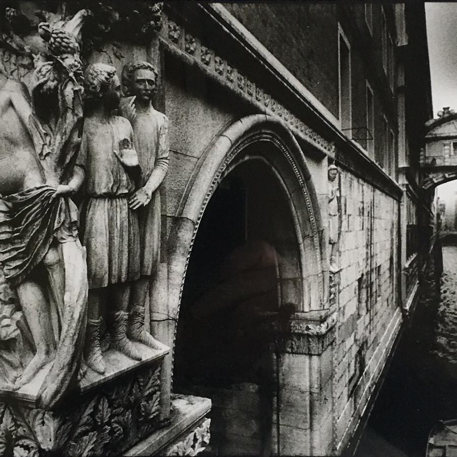 Simon Marsden. Bridge of Sighs