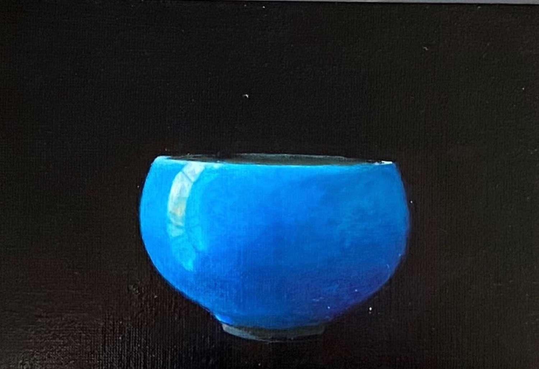 Judith Kuehne. Blue Cobalt.
