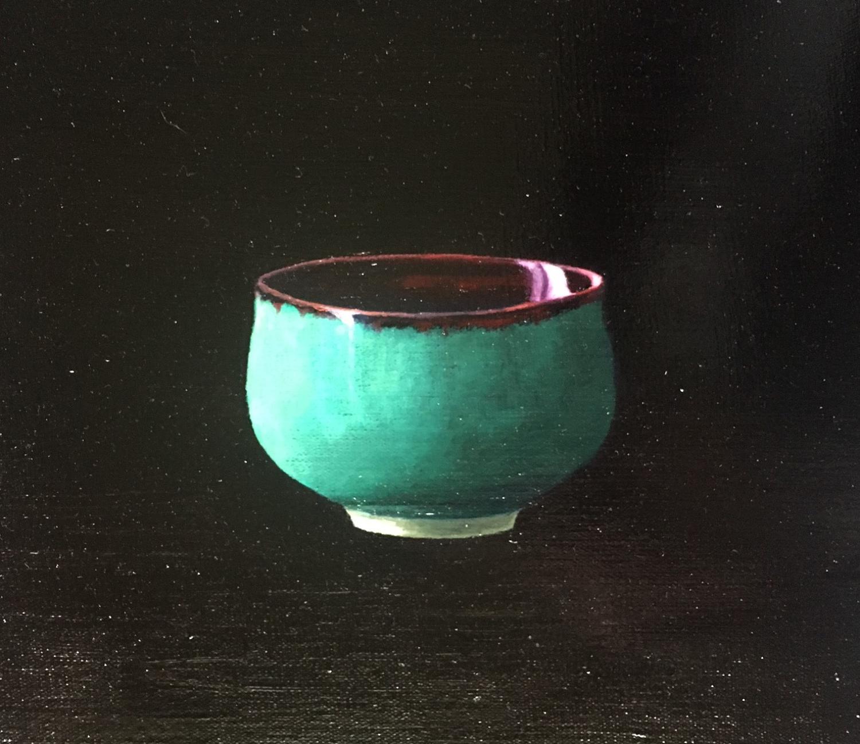 Judith Kuehne. Oriental jade.