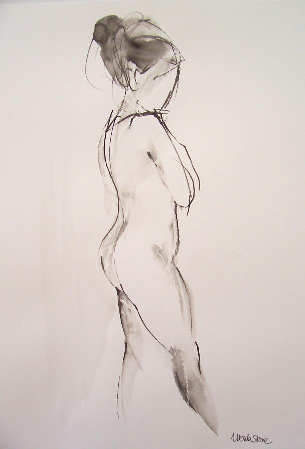 Ursula Stone. Demure
