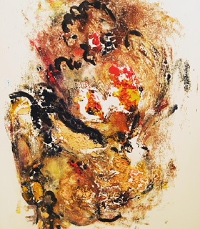 Dong Li Blackewell - Nude C2018