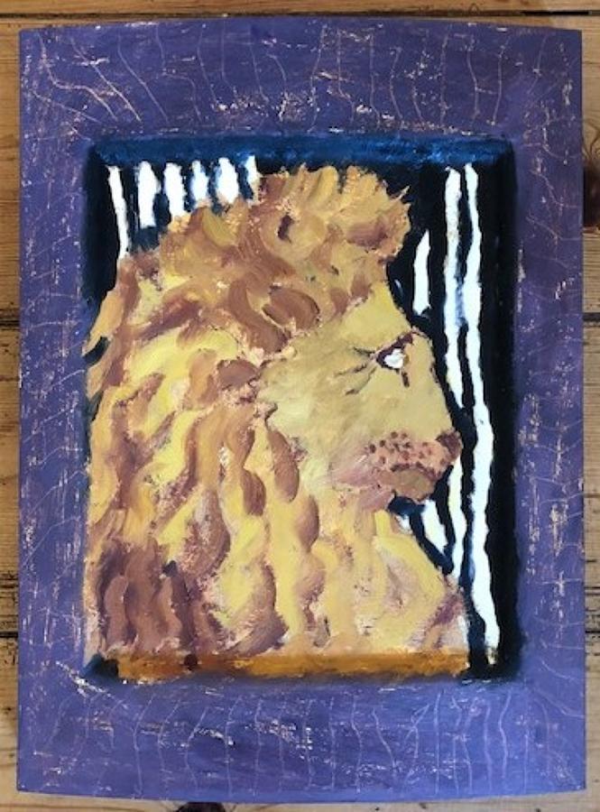 Cecily Tucker - Lion