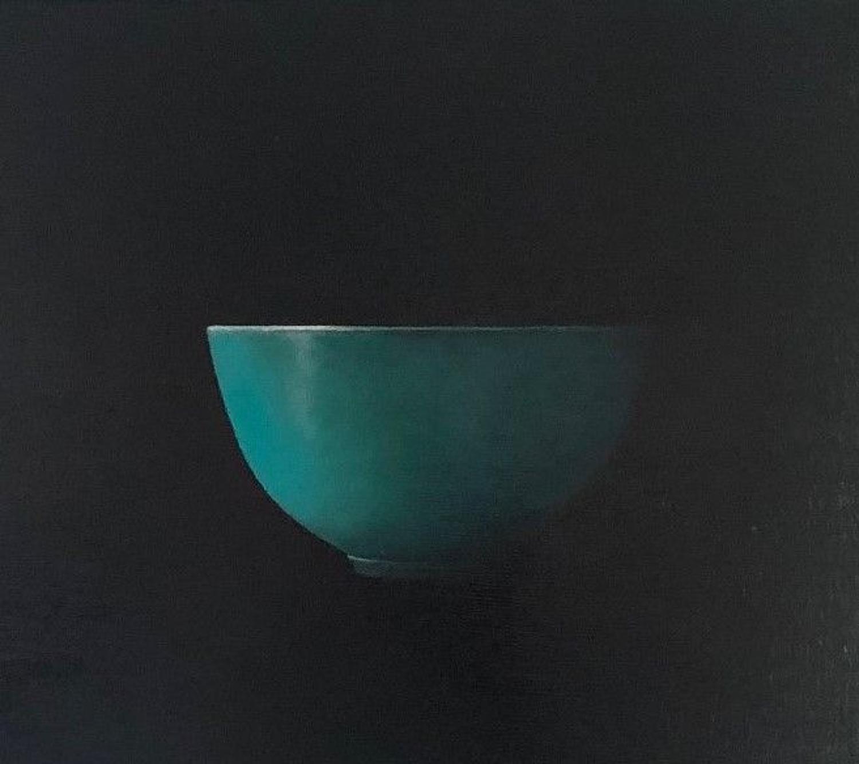 Jade Glazed Bowl.