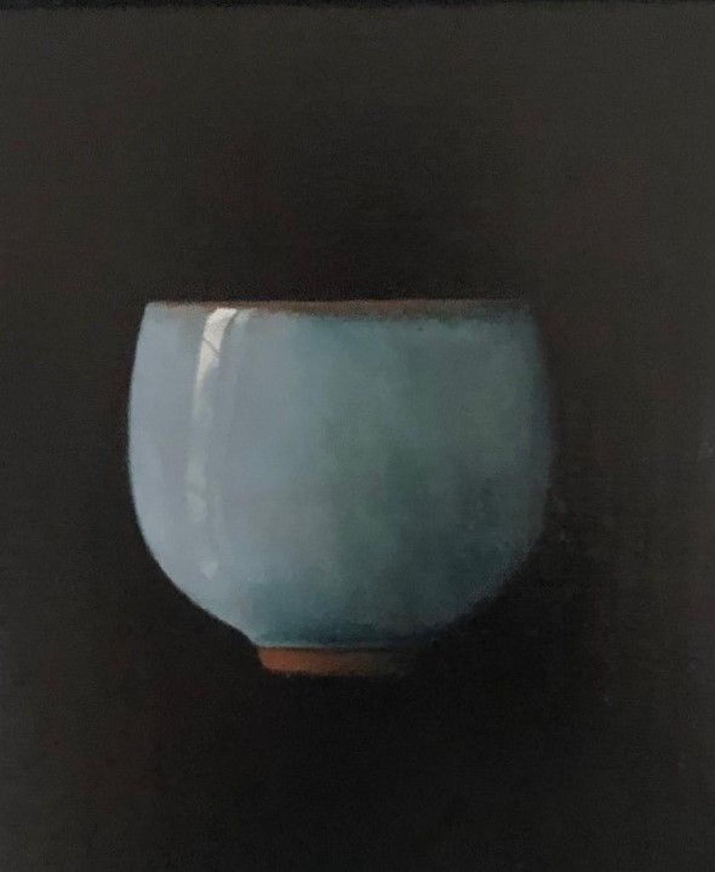 Blue Wisteria Bowl.