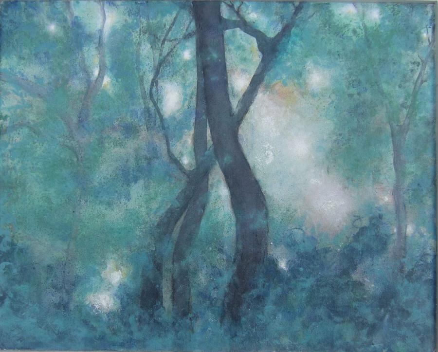 Jill Tattersall - Through the Trees