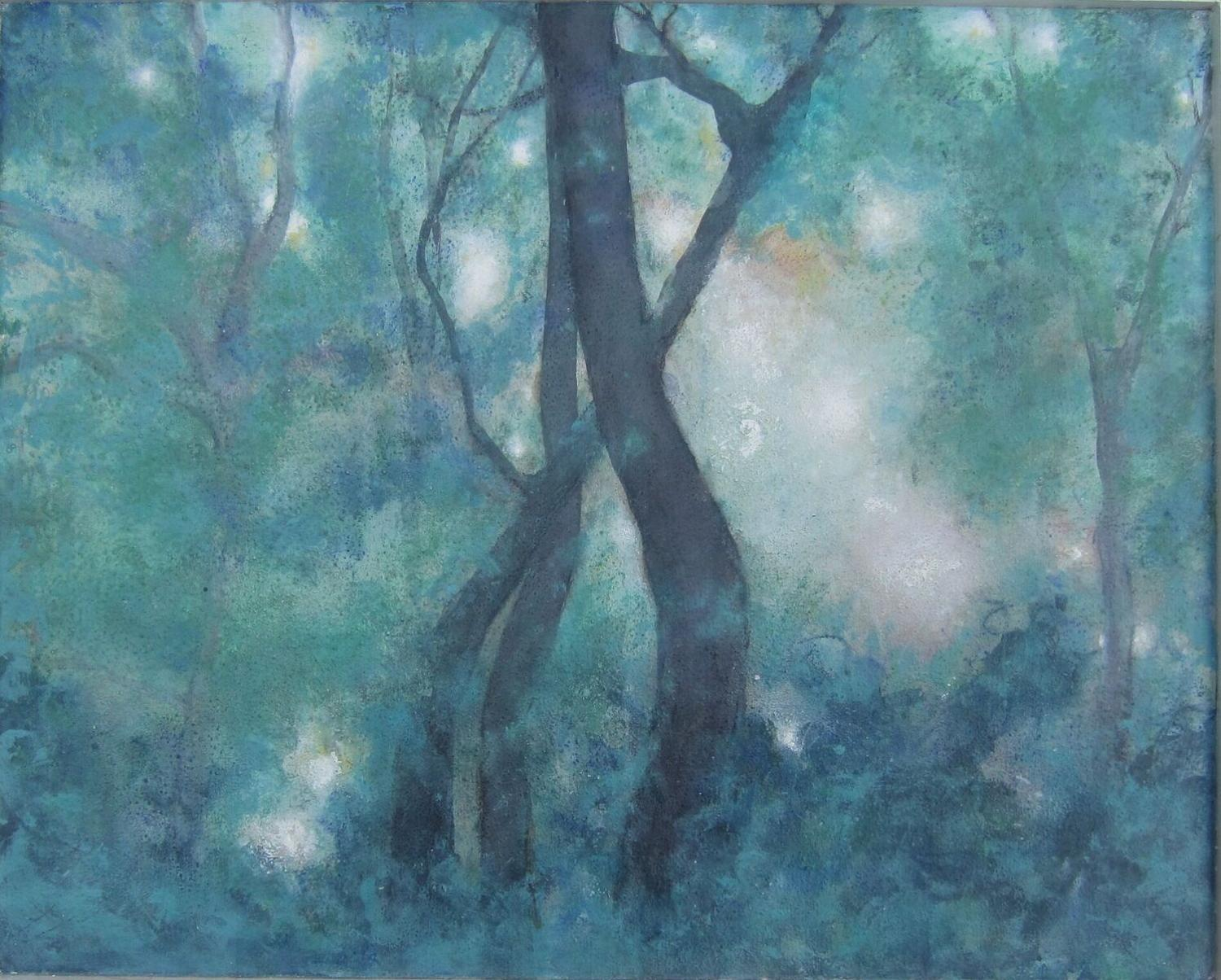 Jill Tattersall - Through the Trees