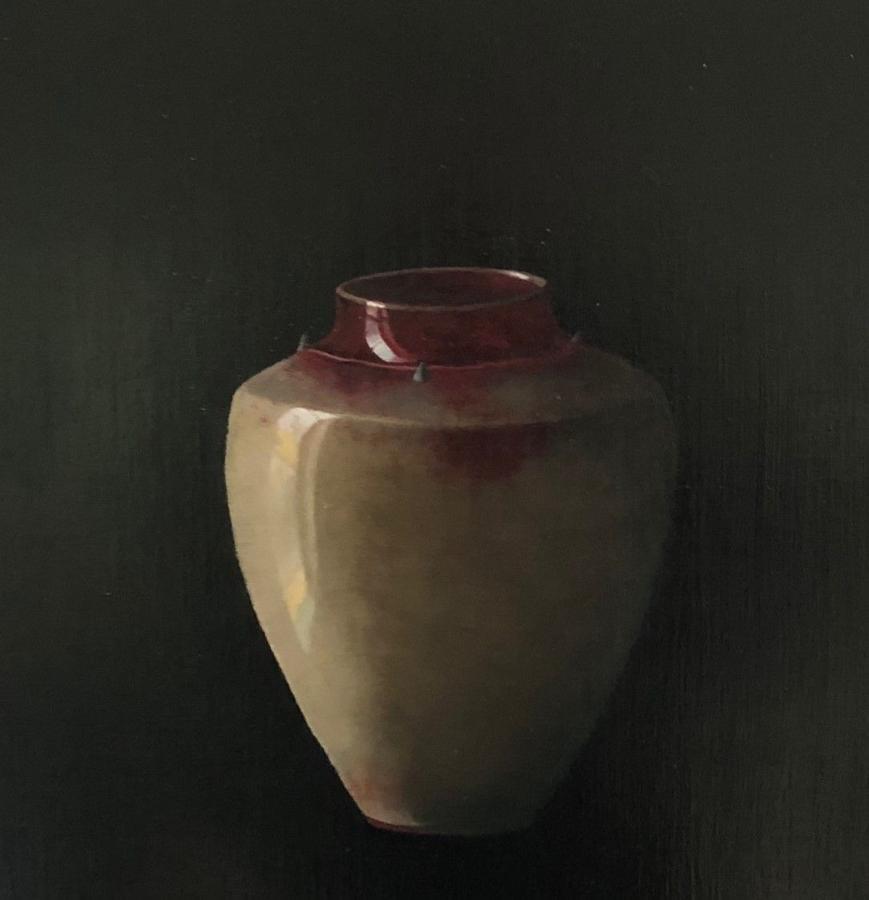 Judith Kuehne - Canopic Jar 1