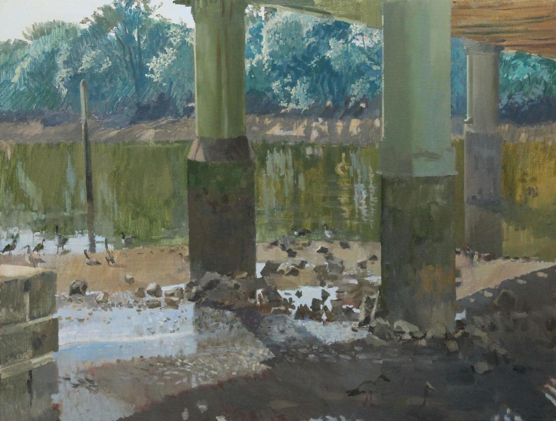 David Parfitt.  Bridge and Shadow