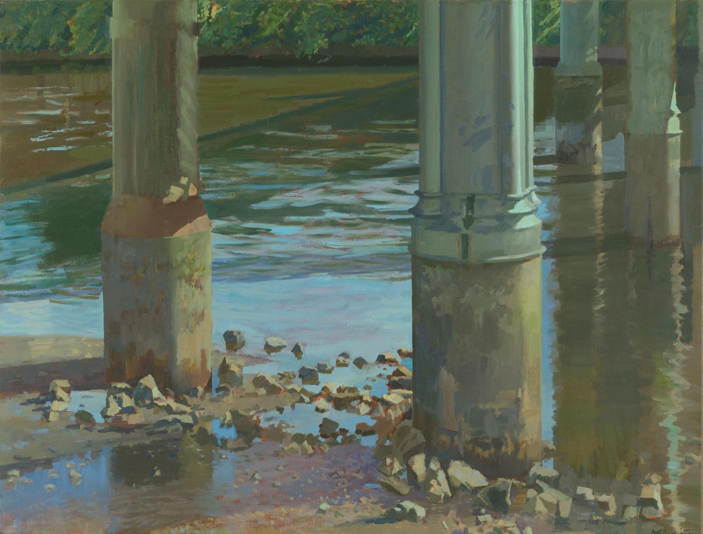 David Parfitt. Piers, Shadows, Stones.