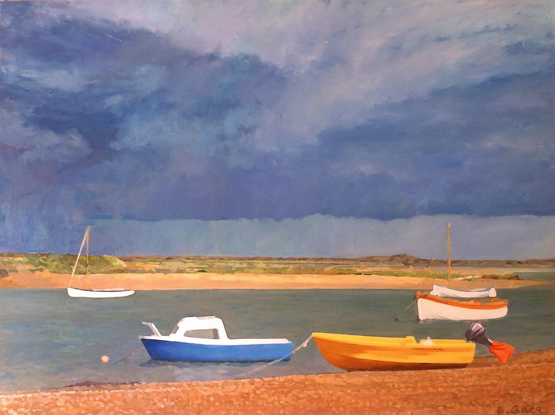 Ben Grace - Overy Staithe, Norfolk.