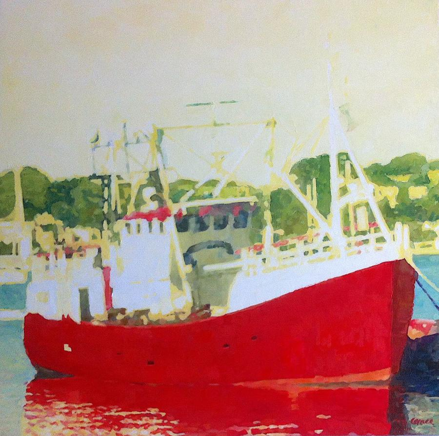 Ben Grace. Fishing Boat