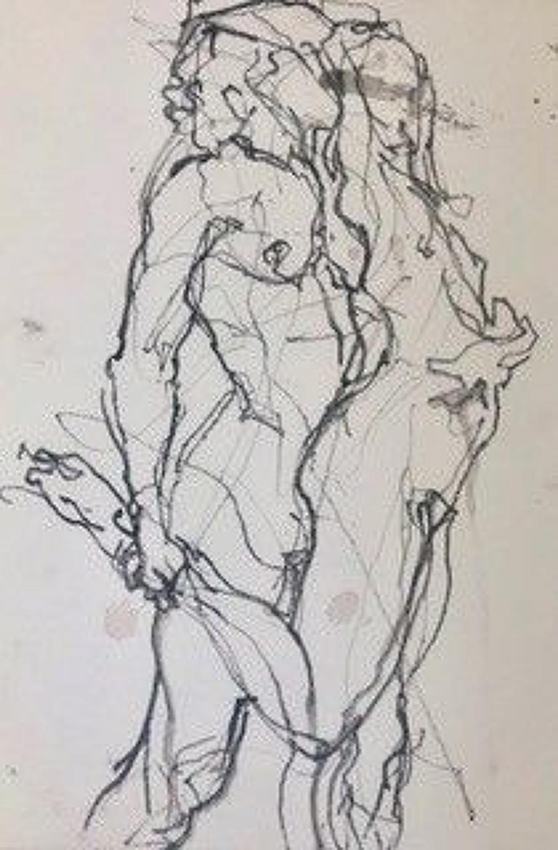 Judith Brenner. Nudes