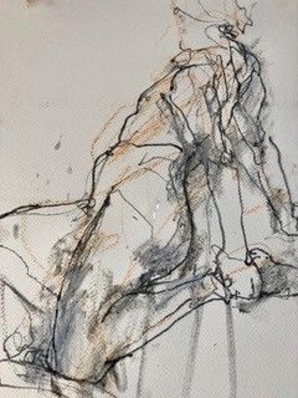 Judith Brenner. Nude 4.