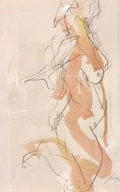 Judith Brenner. Nude 5
