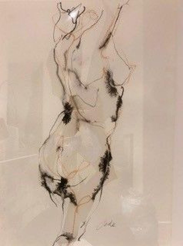 Judith Brenner. Nude 6.