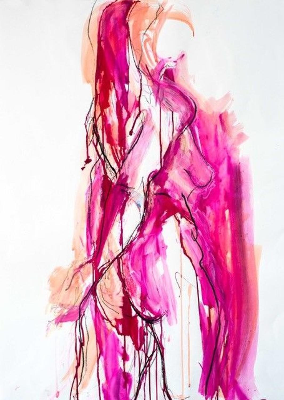 Judith Brenner. Female Nude 5.