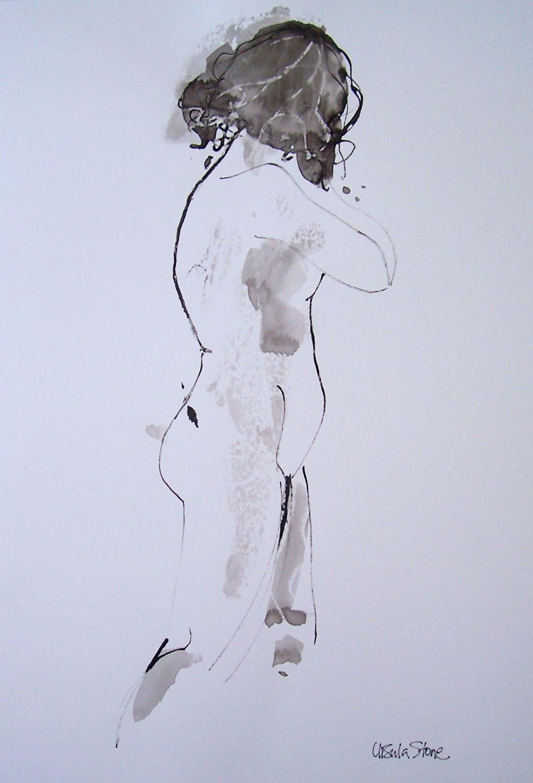 Ursula Stone. Coy