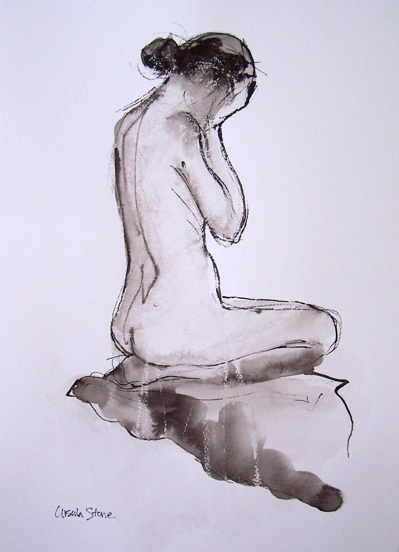 Ursula Stone. Shadows.