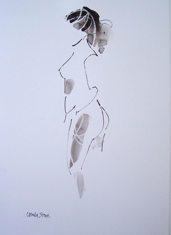 Ursula Stone. Simplicity.
