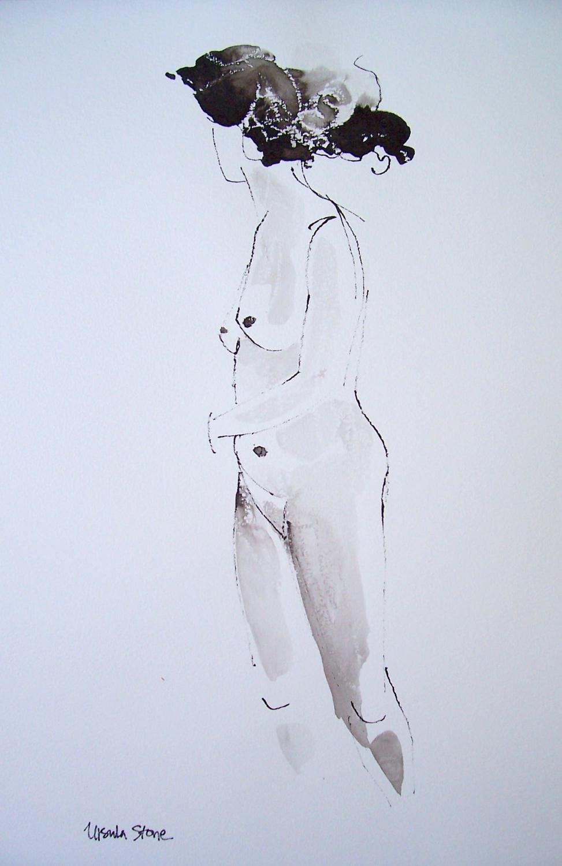 Ursula Stone. Steadfast.