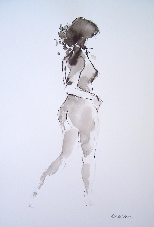 Ursula Stone. Whimsical.