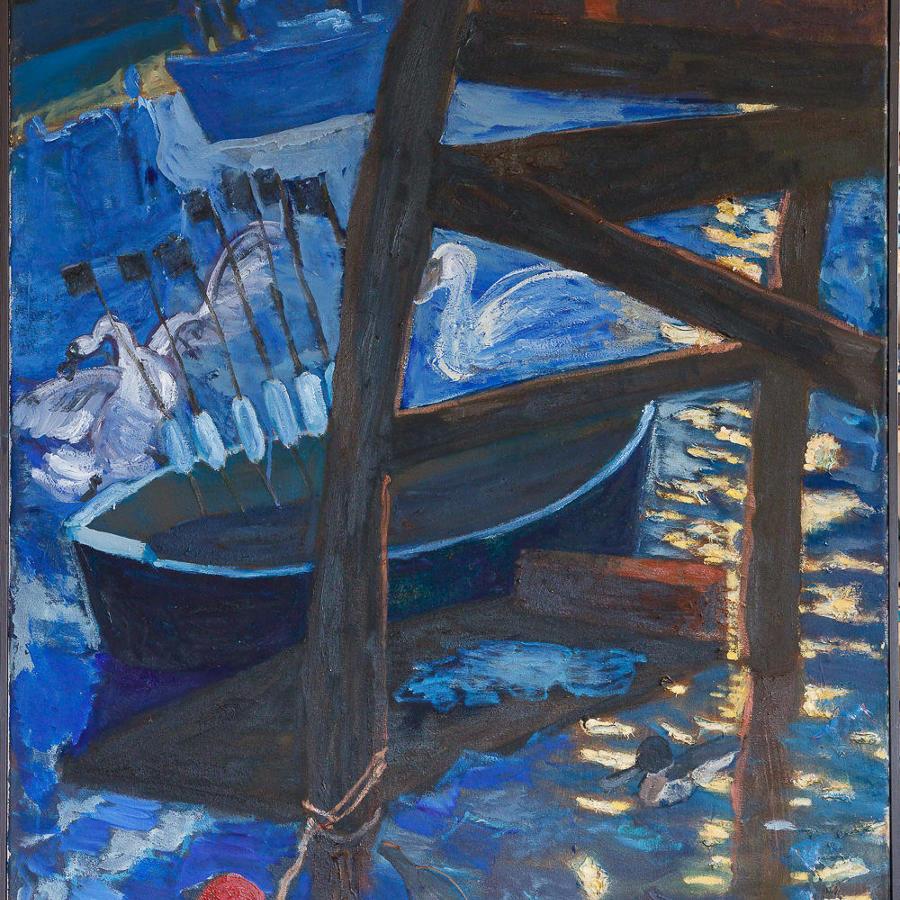 Nick Bush. Night trawlers.